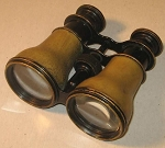 19th Century Brass Field Officers Field Glasses