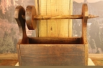 Circa 1840's Flax Spinning Box