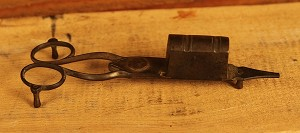 Old Antique 19th Century Candle Snuffer Wick Cutter
