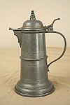 Late 1800's Pewter Tankard