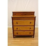 Circa 1700's Antique Chest of Drawers